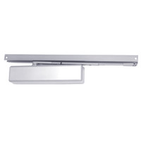 1461T-BUMPER-US26-FC LCN Surface Mount Door Closer with Bumper Arm in Bright Chrome Finish