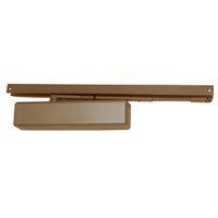 1461T-H-BUMPER-DKBRZ-FC LCN Surface Mount Door Closer with Hold Open Track with Bumper in Dark Bronze Finish