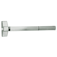 7100FP-24-619 Yale 7000 Series Fire Rated Rim Exit Device with Electric Latch Pullback in Satin Nickel