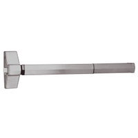 7100FP-24-630 Yale 7000 Series Fire Rated Rim Exit Device with Electric Latch Pullback in Satin Stainless Steel