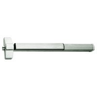 7150FP-24-619 Yale 7000 Series Fire Rated SquareBolt Exit Device with Electric Latch Pullback in Satin Nickel