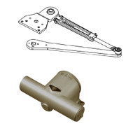 PA1915/6-694-RH Yale 1900 Series Traditional Surface Door Closer with Parallel Arm in Medium Bronze