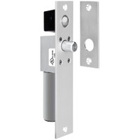 1490AIVB SDC Fits 1-1/2 inche Frame Non UL FailSafe Spacesaver Mortise Bolt Lock with Bolt Position Sensor in Aluminum