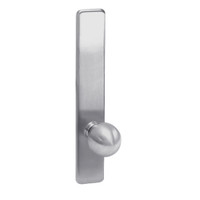 G855-626 Corbin ED4000 Series Exit Device Trim with Classroom Global Knob in Satin Chrome Finish