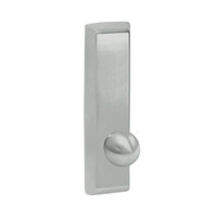 G957-619 Corbin ED5000 Series Exit Device Trim with Nightlatch Knob in Satin Nickel Finish