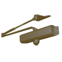 D-1611SRISNPH-690 Stanley D-1611 Surface Closers Hold Open Parallel Arm with Special Rust Inhibitor in Statuary Bronze Finish