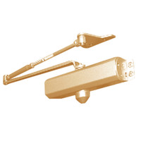 D-1611SRISNPH-691 Stanley D-1611 Surface Closers Hold Open Parallel Arm with Special Rust Inhibitor in Light Bronze Painted Finish
