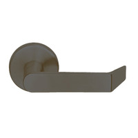 L9060P-06B-613 Schlage L Series Apartment Entrance Commercial Mortise Lock with 06 Cast Lever Design in Oil Rubbed Bronze