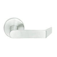 L9060P-06B-619 Schlage L Series Apartment Entrance Commercial Mortise Lock with 06 Cast Lever Design in Satin Nickel