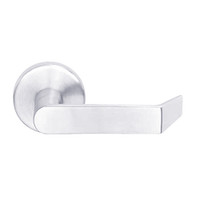 L9060P-06B-625 Schlage L Series Apartment Entrance Commercial Mortise Lock with 06 Cast Lever Design in Bright Chrome
