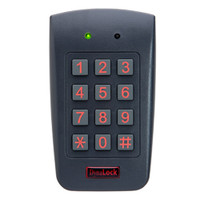 7400 DynaLock 7400 Series Standalone Digital Keypad Single Gang Box-Mount