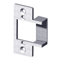 234-US26D Trine 3000 Series Faceplate in Satin Chrome Finish