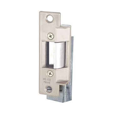 012C-10-16AC Trine Light Commercial ANSI 01 Series Electric Strikes in Satin Chrome Finish