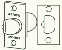 Arrow Lock 284-26D Deadlatch
