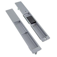 4189-00-01-130-00-IB Adams Rite Flush Locksets in Clear Anodized