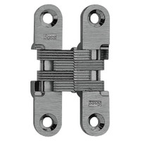204C-UNP Soss Invisible Hinge in Unplated Finish