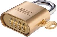 Master Lock 176 Combination Padlock