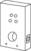 Keedex K-BXSIM-EE Gate Box