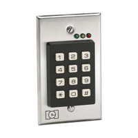 212i IEI Indoor Flush-mount Keypad
