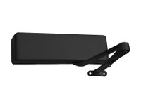 4021-REG-RH-BLACK LCN Door Closer with Regular Arm in Black Finish