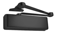 4040XP-Rw-PA-BLACK LCN Door Closer Regular Arm with Parallel Arm Shoe in Black Finish