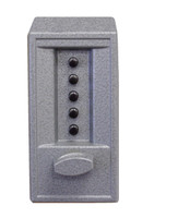 6204-86-41 Simplex mechanical push button Lock in grey