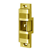 6111-FS-DS-LC-12VDC-US3 Von Duprin Electric Strike in Bright Brass Finish