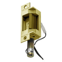 6211-DS-24VDC-US4 Von Duprin Electric Strike in Satin Brass Finish