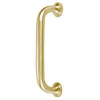 10-612 Don Jo Cast Door Pull in Satin Bronze Finish