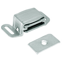 1720-626 Don Jo Magnetic Catch in Satin Chrome Finish