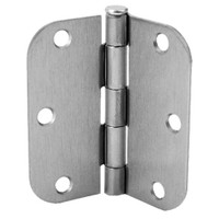 RPB73535-14-651 Don Jo Residential Hinges in Bright Chrome Finish