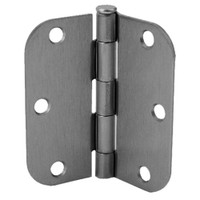 RPB73535-14-652 Don Jo Residential Hinges in Satin Chrome Finish