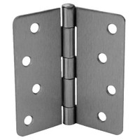 RPB74040-58-652 Don Jo Residential Hinges in Satin Chrome Finish