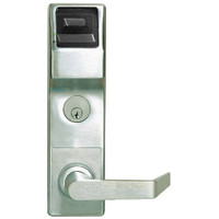 PL6500CRR-26D Alarm Lock Trilogy Networx Electronic Digital Lock in Satin Chrome Finish