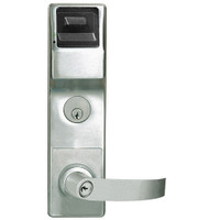 PL6575CRR-26D Alarm Lock Trilogy Networx Electronic Digital Lock in Satin Chrome Finish