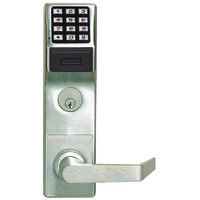 PDL6600CRL-26D Alarm Lock Trilogy Networx Electronic Digital Lock in Satin Chrome Finish