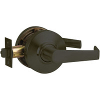 AL10S-SAT-613 Schlage Saturn Cylindrical Lock in Oil Rubbed Bronze