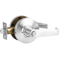 AL40S-SAT-625 Schlage Saturn Cylindrical Lock in Bright Chromium Plated
