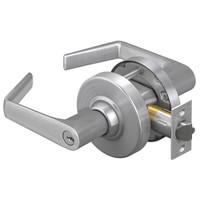 AL50PD-SAT-626 Schlage Saturn Cylindrical Lock in Satin Chromium Plated