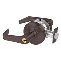 AL80PD-SAT-613 Schlage Saturn Cylindrical Lock in Oil Rubbed Bronze