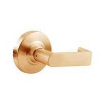 ND10S-RHO-612 Schlage Rhodes Cylindrical Lock in Satin Bronze