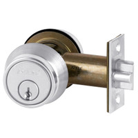 B250PD-625 Schlage B250 Tubular DeadLatch in Bright Chromium Plated
