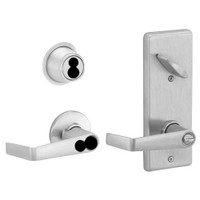 S251JD-SAT-619 Schlage S251PD Saturn Style Interconnected Lock in Satin Nickel