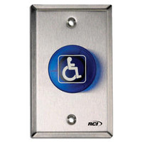 906MO32D pushbutton momentary switch handi-cap