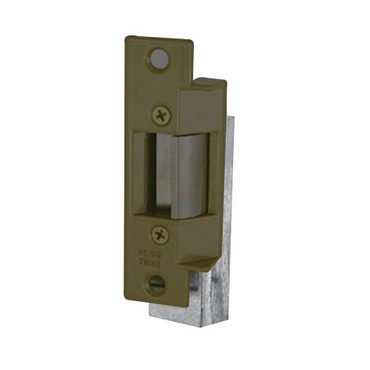 012DB-24AC Trine Light Commercial ANSI 01 Series Electric Strikes in Dark Bronze Finish