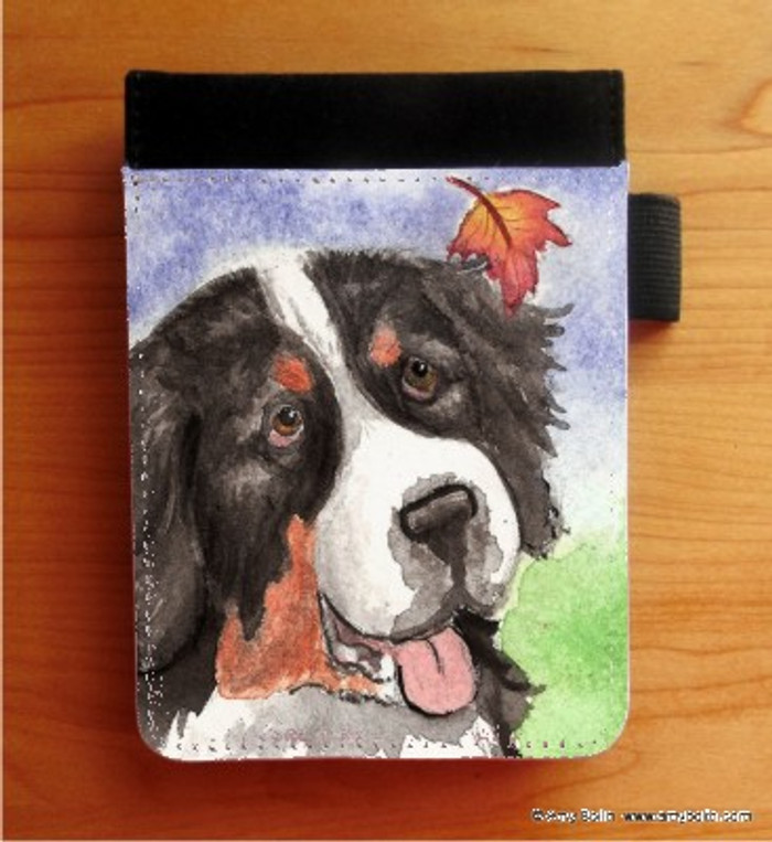 NOTEBOOKS (SEVERAL SIZES AVAILABLE) · AUTUMN BERNER · BERNESE MOUNTAIN DOG · AMY BOLIN