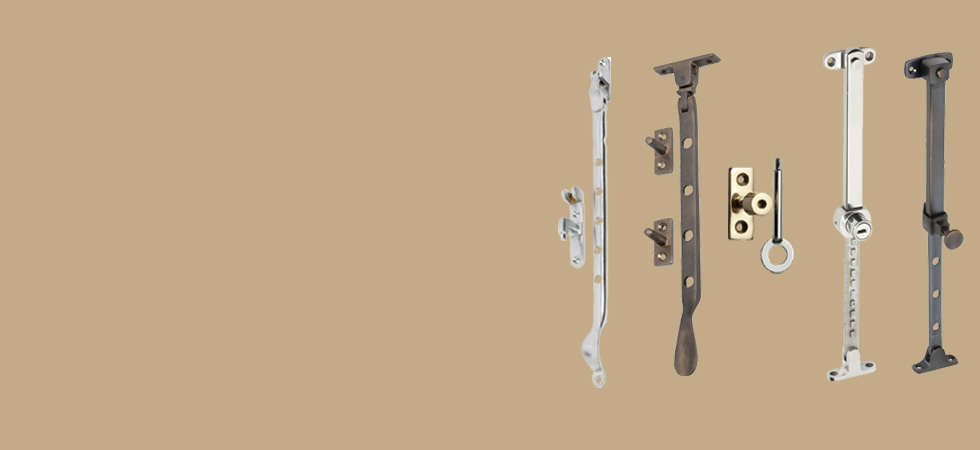 Heritage window fittings hardware by restore in style for Window quadrant