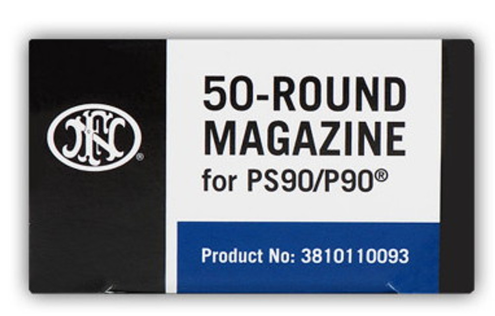 FN PS90 P90 Factory 50 Round magazine 5.7x28
