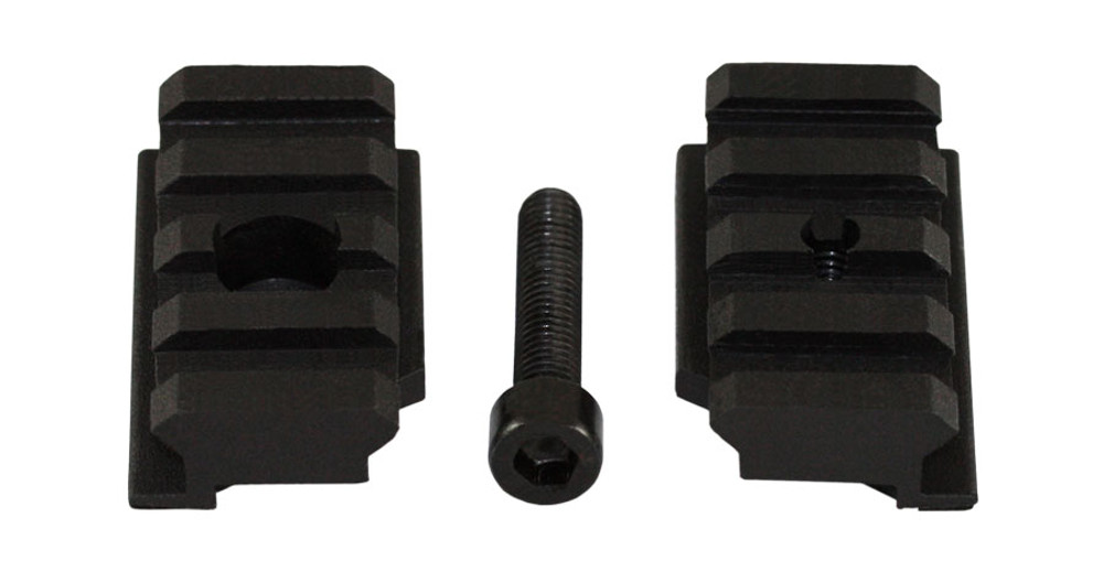 AR Front Sight Tower Mount W/Double Plates