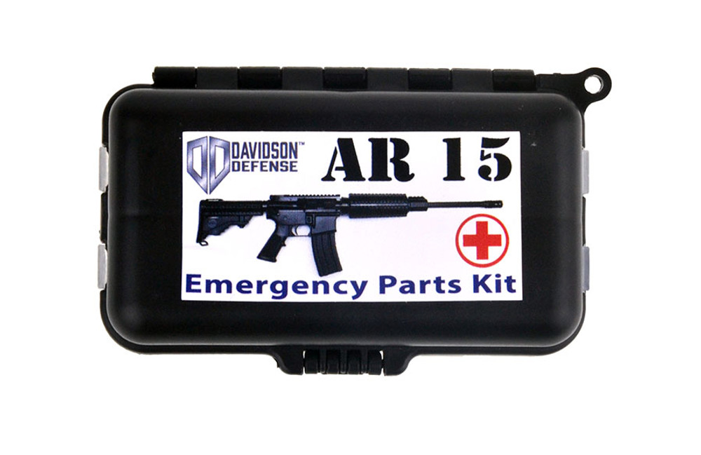 Davidson Defense AR-15 Replacement Parts Kit Now With Plunger